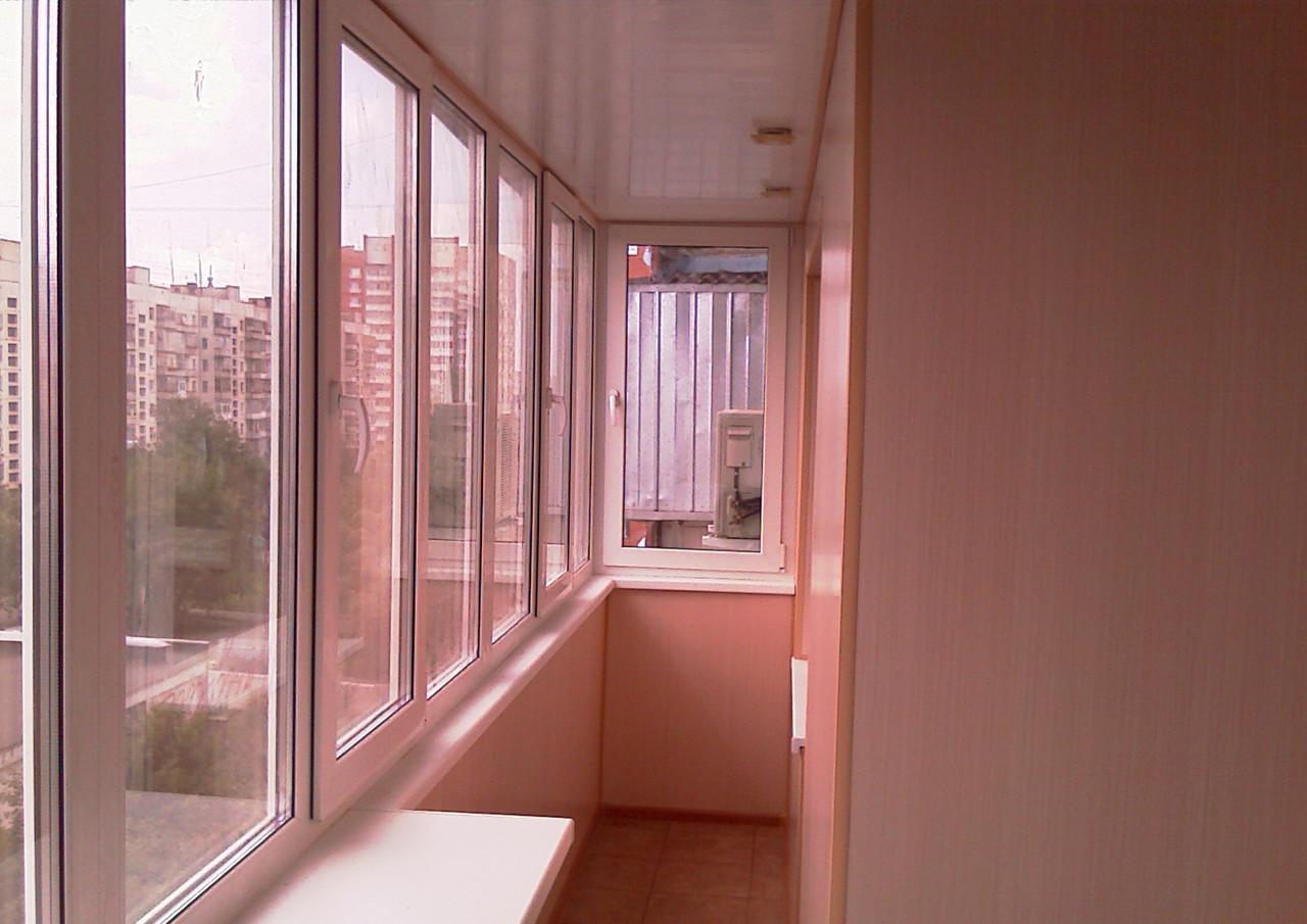 Как отремонтировать балкон 3 кв.метра.