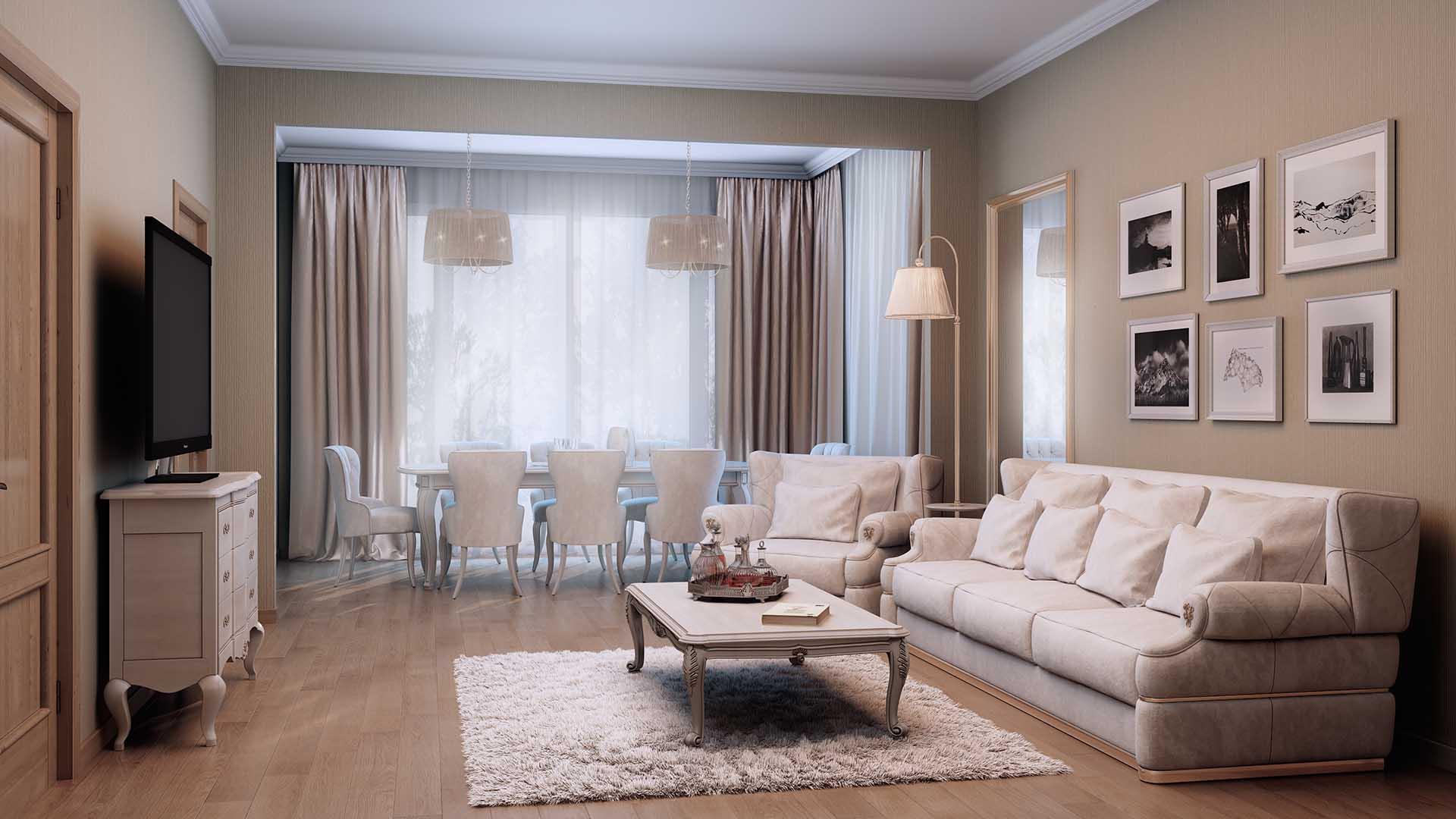Дизайн зала в квартире 24 кв.м фото