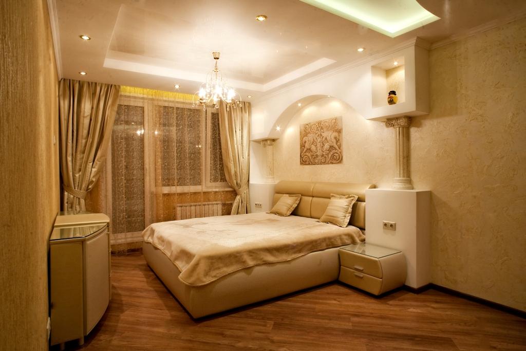 Ремонт спальни и дизайн