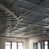 Монтаж потолка из гипсокартона в Киеве