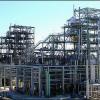 Строительство химического завода