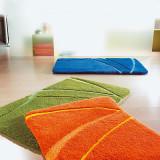 Варианты ковриков для ванной