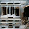 Обустройство гардеробной комнаты