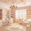 Классическая спальня для девочки