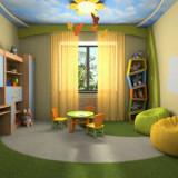 Ремонт детской комнаты 2018 в Киеве