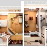 Ремонт трехкомнатный квартиры  в Киеве
