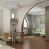 Дизайн и ремонт двухкомнатной квартиры 2019 в Киеве