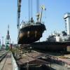 Строительство судостроительного завода