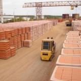 Строительство кирпичного завода