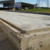 Строительство фундамента ангара в Киеве