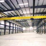 Промышленные здания, строительство производственных зданий