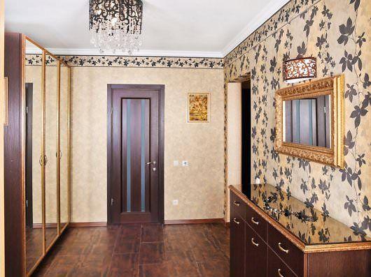Дизайн интерьеров двери