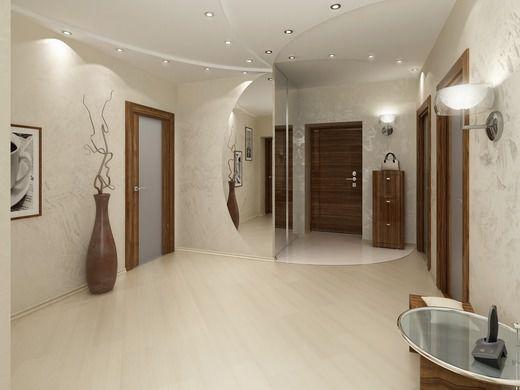 Дизайн типовых квартир 25 фото  Печёный