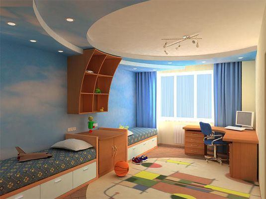 Детские комнаты newstroy ремонт от а до я