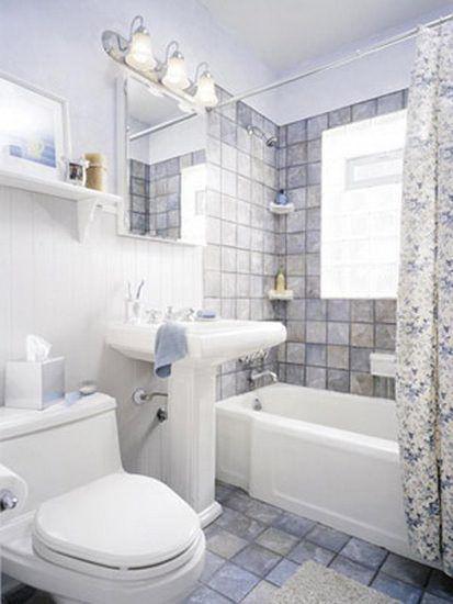 Идеи для маленькой ванной ремонт