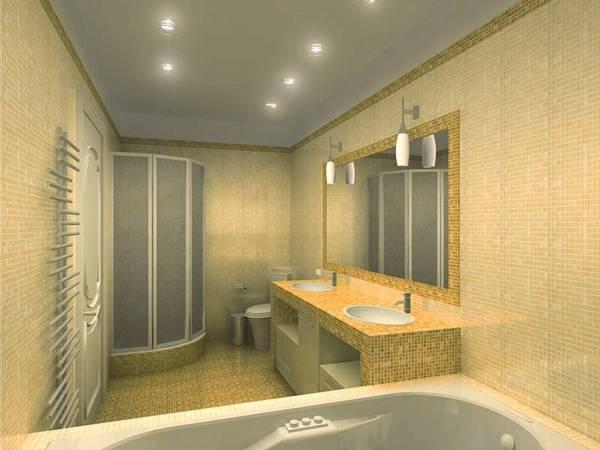 Цена ремонта в ванной