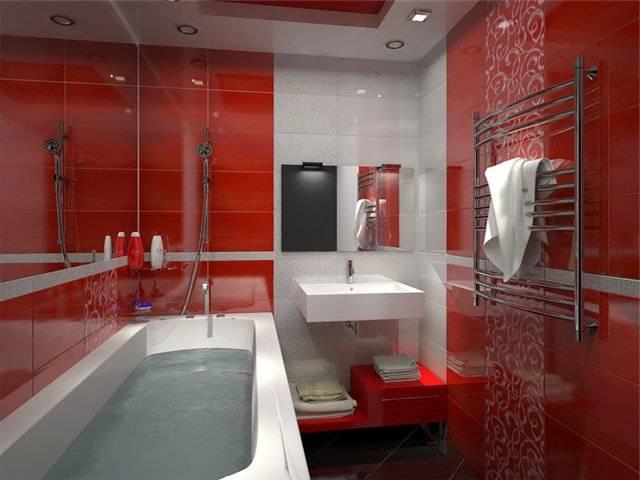 фото евроремонт ванной комнаты