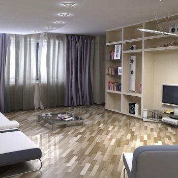 Дизайн интерьеров и ремонт квартир в ЖК