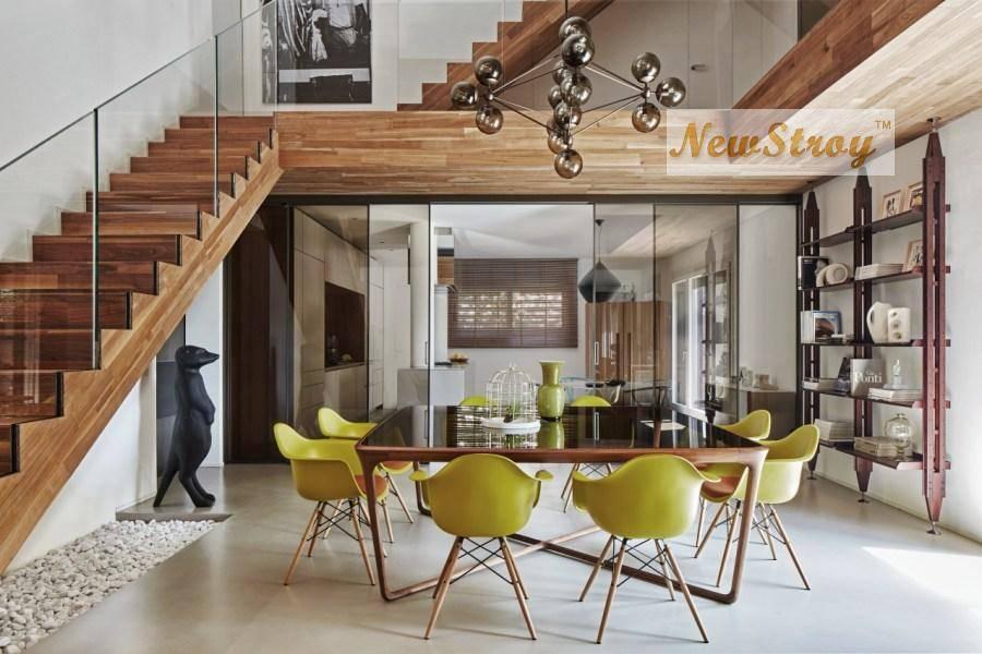 Дизайн интерьера дома: на что обратить внимание
