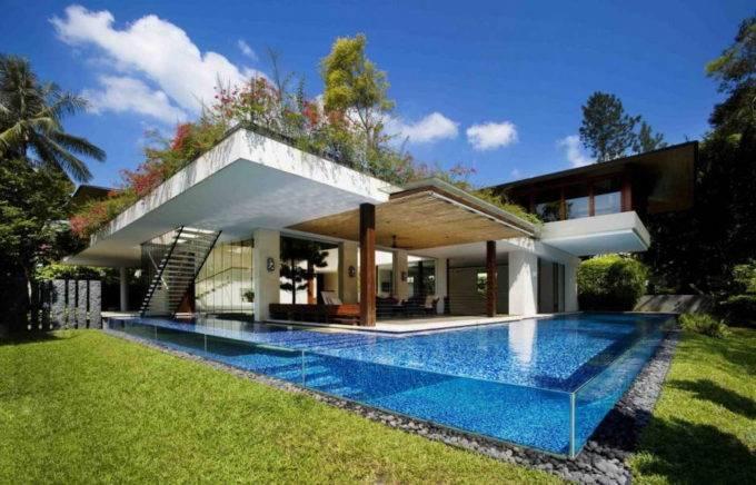 Планировка маленьких  домов