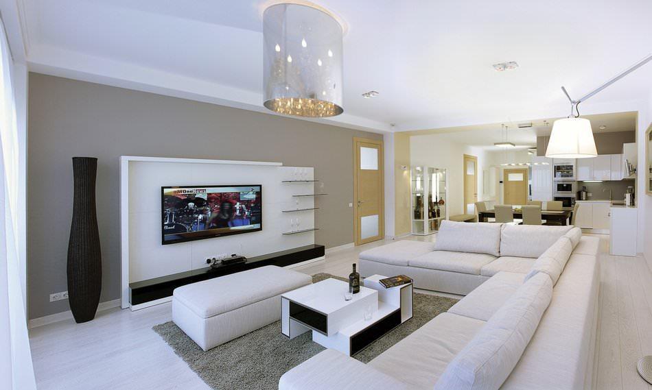 Современный интерьер и дизайн квартир