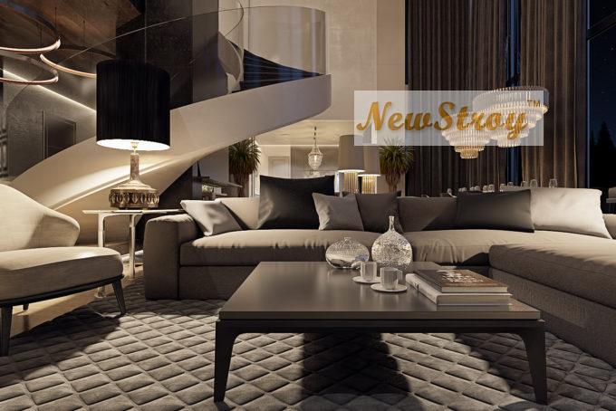 Студия дизайна интерьера NewStroy