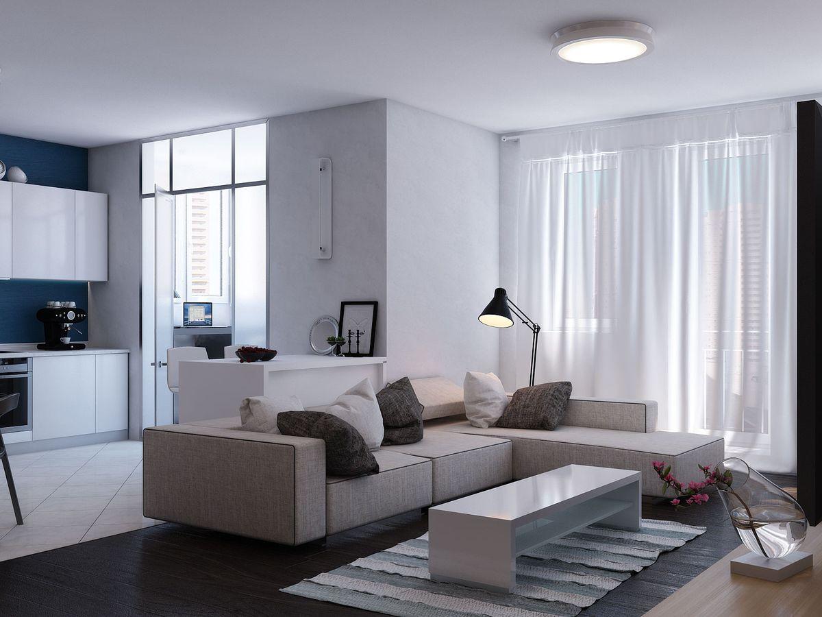 Разработать дизайн помещения