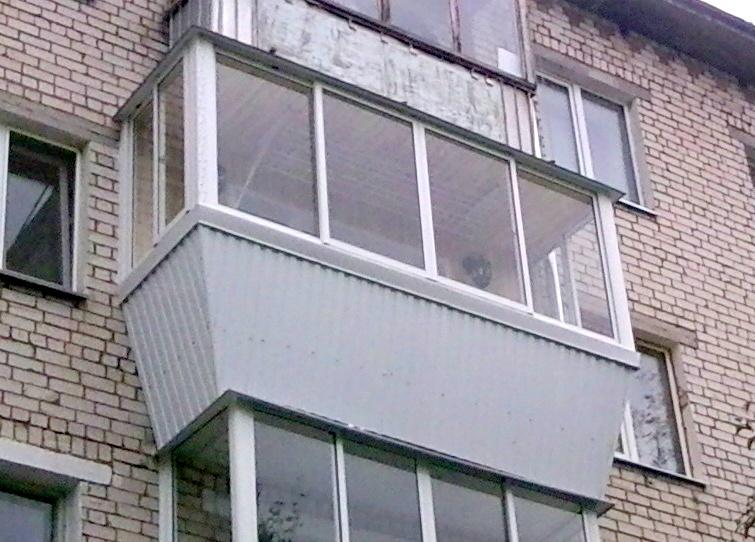 Ремонт балкона 2018 в киеве: фото, прайс лист, цены, расценк.