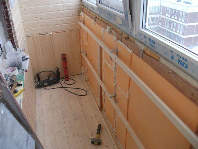 Ремонт балкона гидроизоляция ремонт балкона в симферополе