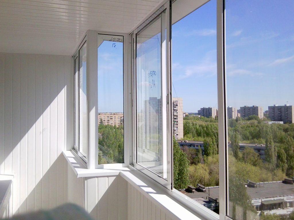 Остекление балкона фотогалерея преимущество безрамного остекления балконов