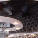 Натяжные потолки - фото 12