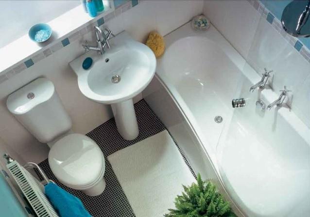 Смежная ванная с туалетом дизайн