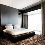 дизайн спальни минимализм
