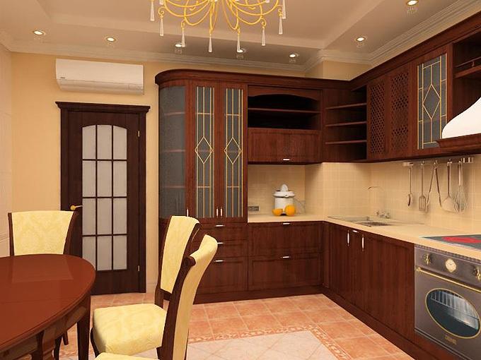 Ремонт кухни своими руками в квартире фото