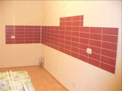 ремонт кухни стены