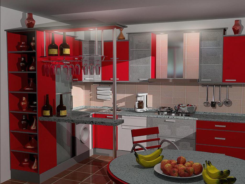 Идеи эконом дизайна квартиры 23