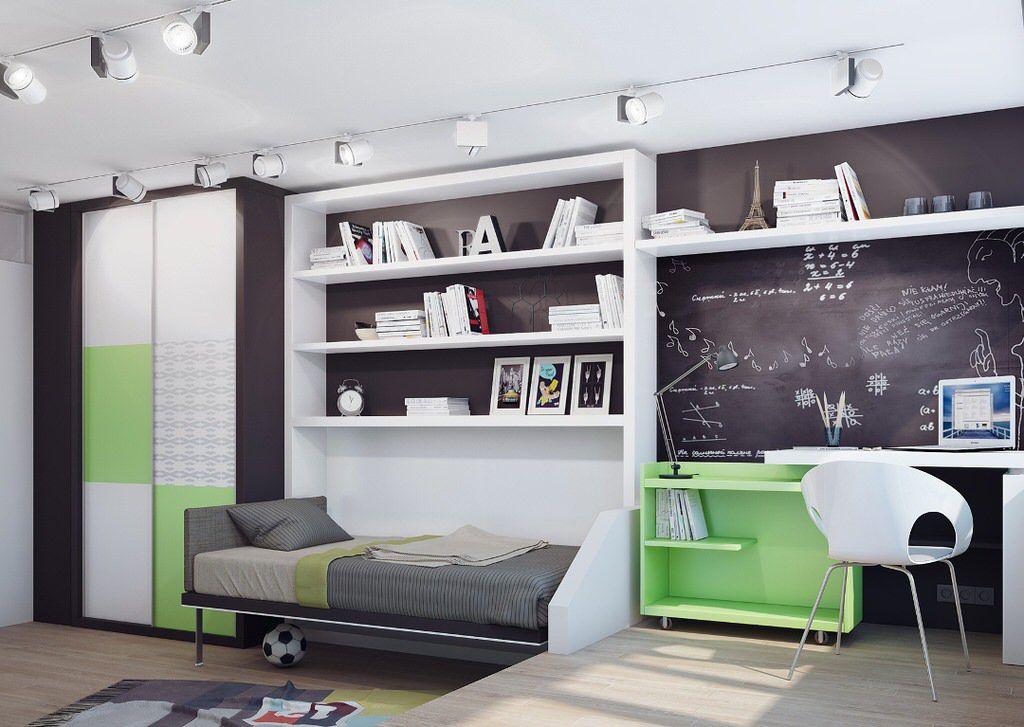 Детские комнаты для подростков мальчиков дизайн
