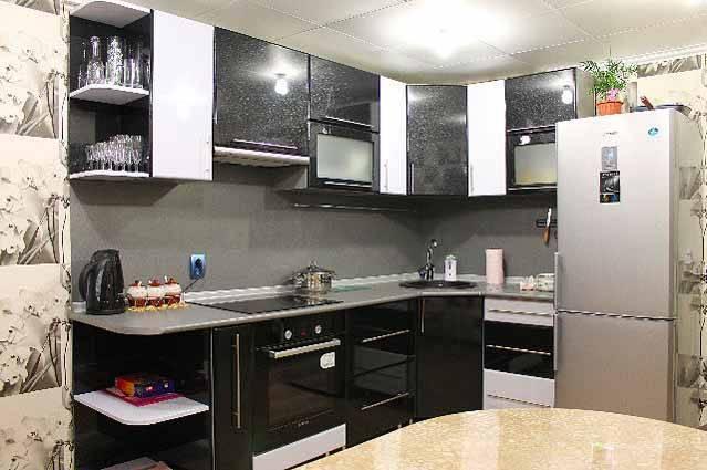 Дизайн стены для кухни фото