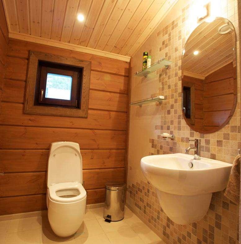 Туалет для дома дизайн
