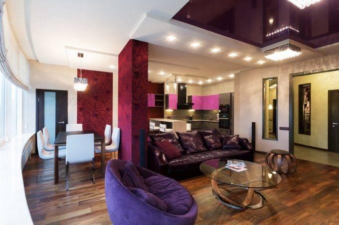 Дизайн трехкомнатной квартиры в чешке