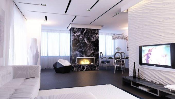 Интерьер двухкомнатной квартиры ЗАКАЗАТЬ