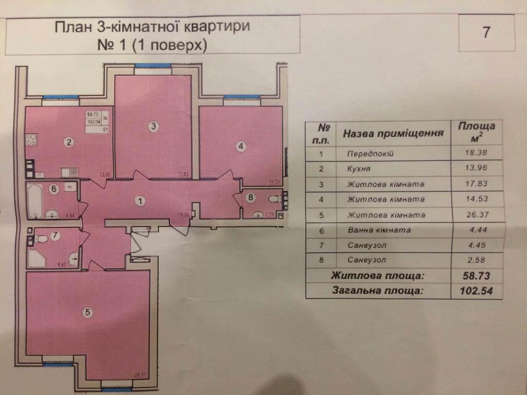 однокомнатная квартира - Ремонт квартир в Москве под ключ