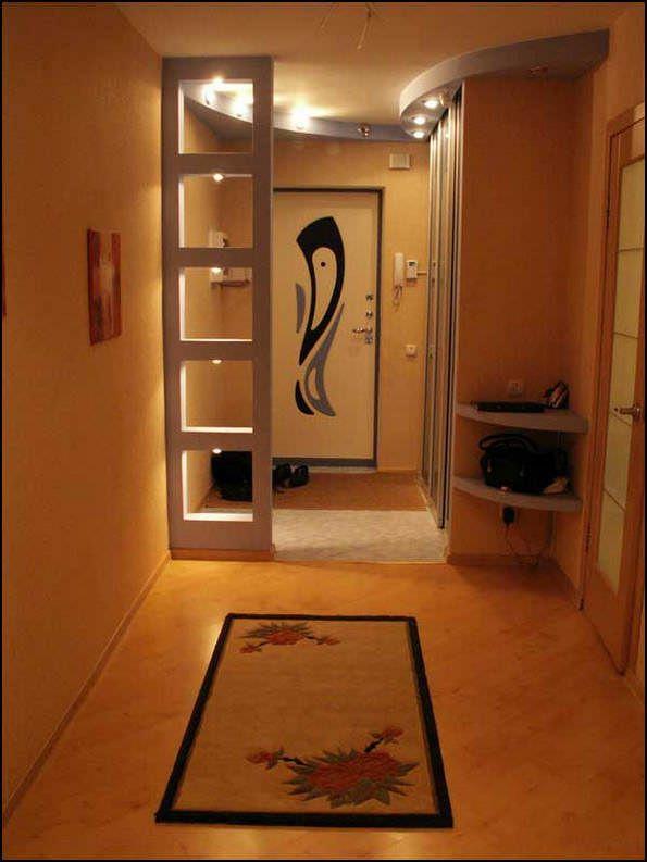 Фото ремонта коридора в доме