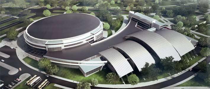 Современный спортивный комплекс