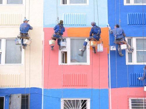 Креативный способ разнообразить фасад