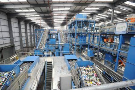 Строительство завода по переработке отходов