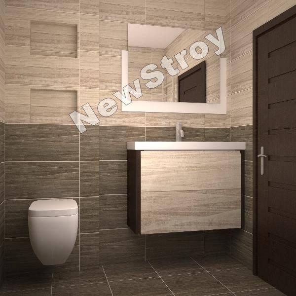 Дизайн однокомнатной квартиры в комфорт таун2
