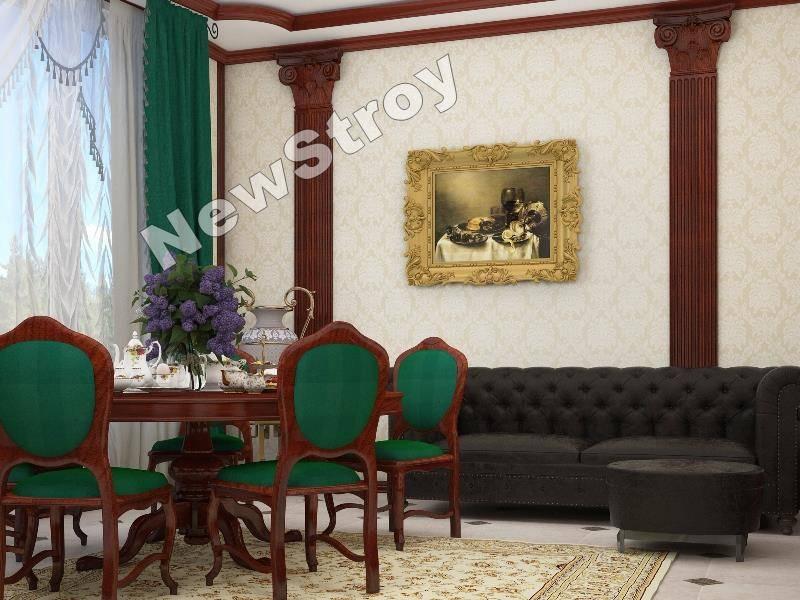 Дизайн трехкомнатной квартиры на Петропавловской Борщаговки06