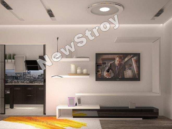 Дизайн 2-х комнатной квартиры на ул Григоренка04