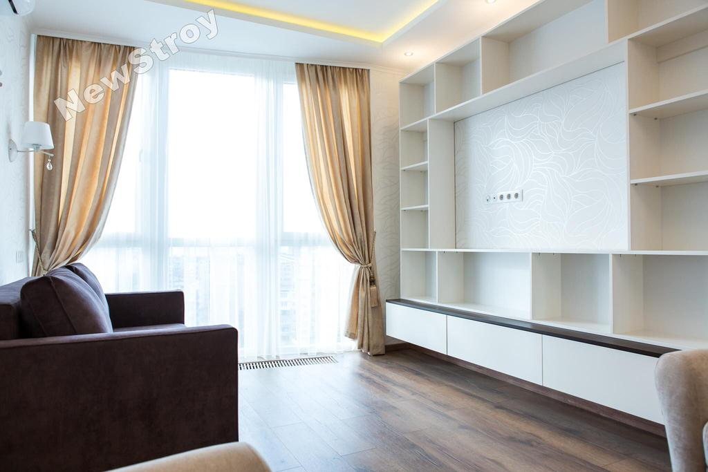 Ремонт двухкомнатной квартиры в Москве под ключ